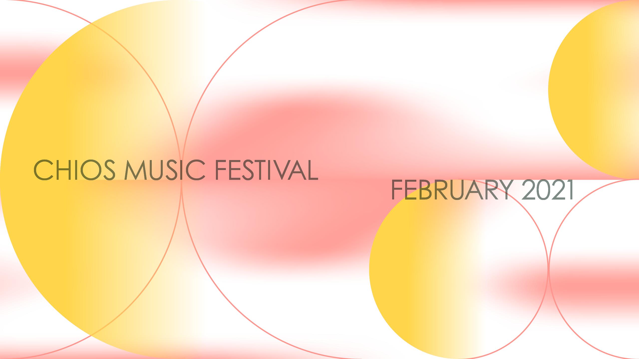 chios music festival february 2021